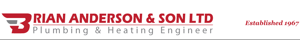 Brian Anderson & Son Ltd - Plumbing & Heating Engineer